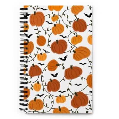 Pumpkin Notebook