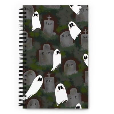 Graveyard Notebook