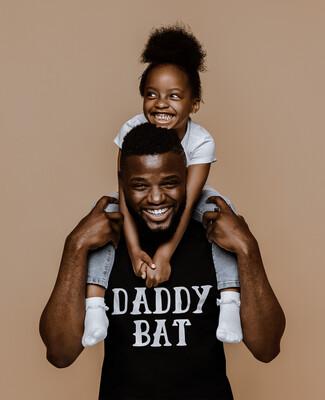 Daddy Bat Tee