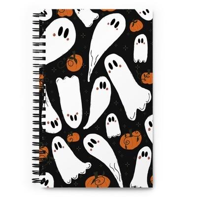 Ghosts & Pumpkins Notebook