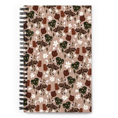 Boho Bats Notebook