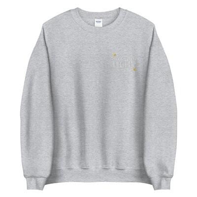 We Choose Light Sweater