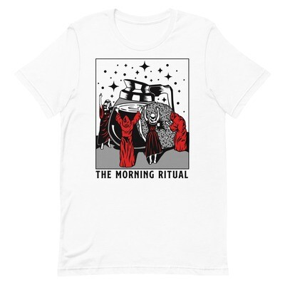 The Morning Ritual - White