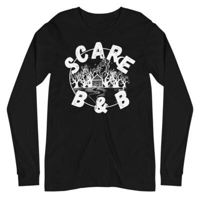 Scare B & B Longsleeve (Unisex) - Black