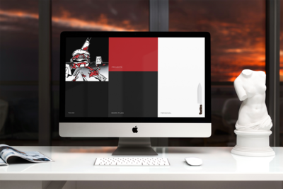 Serial Griller Desktop Wallpaper