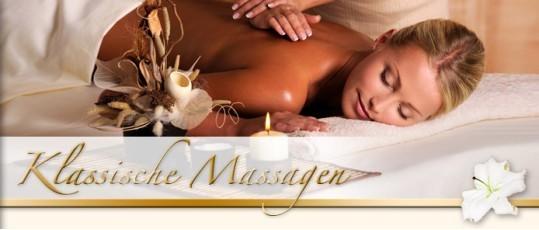 Klassische Massage Rücken- Nacken 45 Min