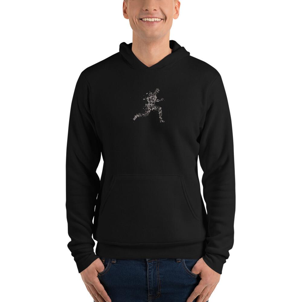 The Experimentalist (Run Through Walls) Unisex hoodie