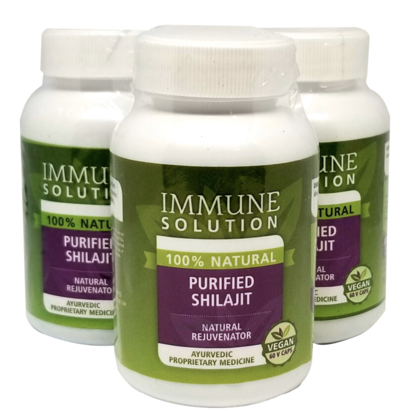 Purified Shilajit