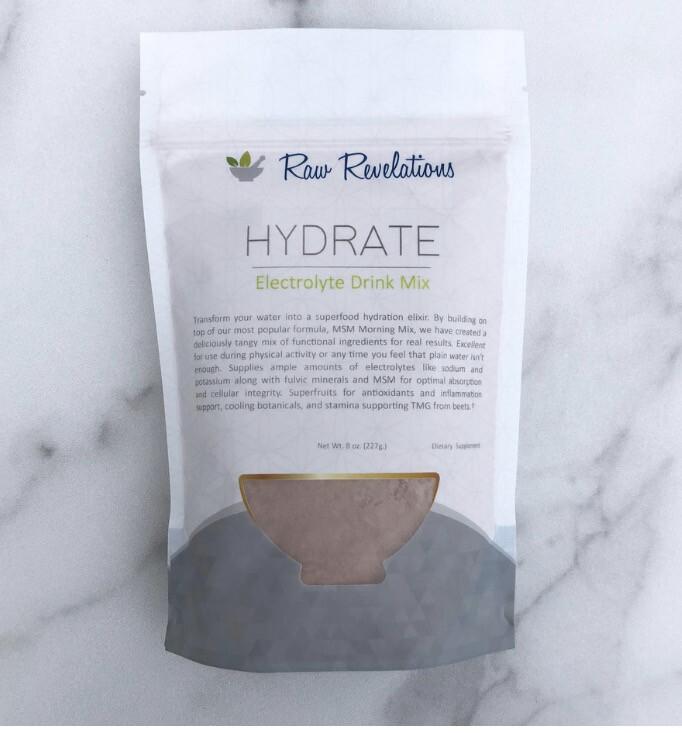 Hydrate 8oz