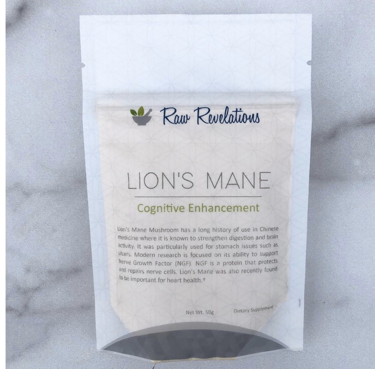 Lions Mane 50g