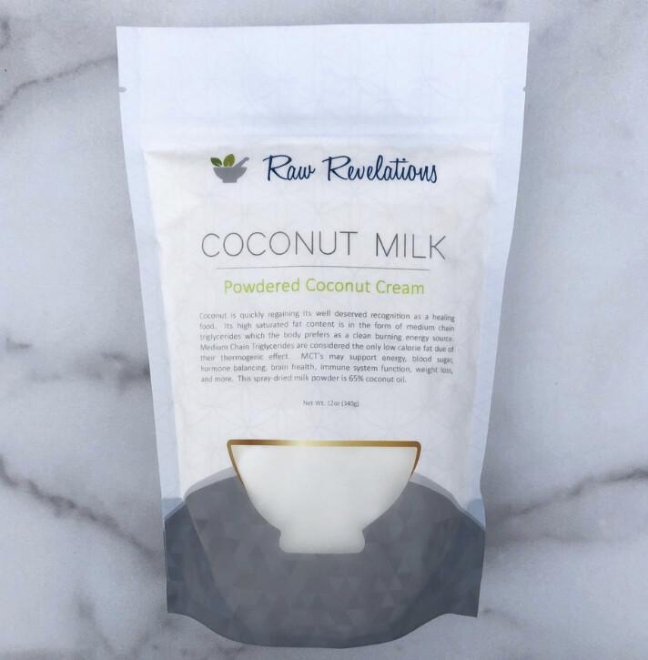 Coconut Milk Powder 12 Oz