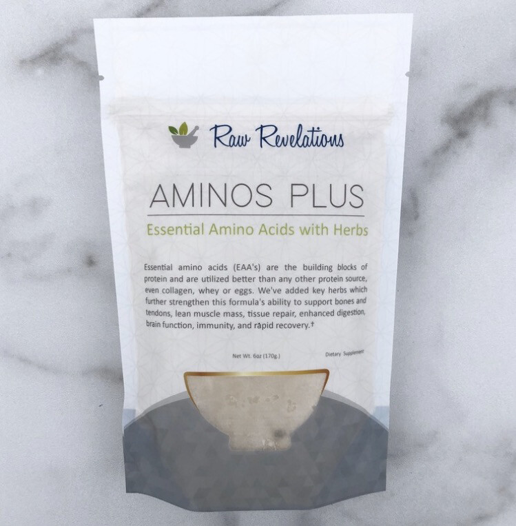 Aminos Plus 6oz