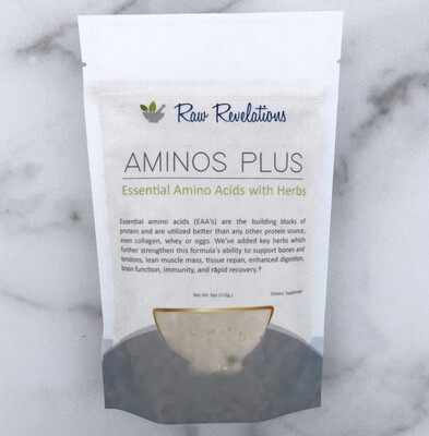 Aminos Plus 6oz