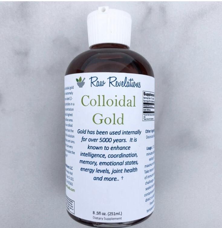 Colloidal Gold 8oz