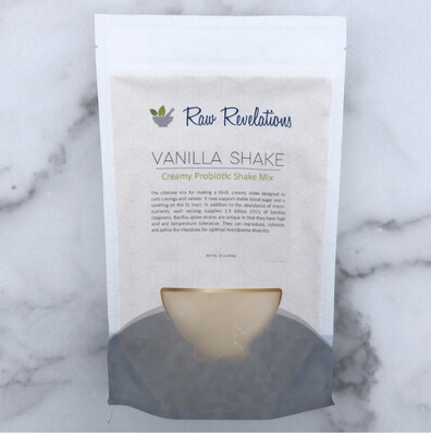 Vanilla Shake Mix