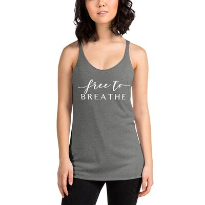 Free To Breath Women's Tank 3