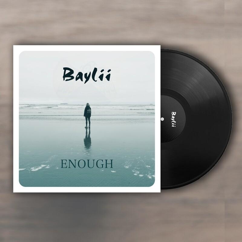 """Exclusive """"Enough"""" Vinyl LP"""