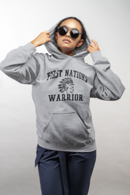 First Nations Warrior Hoodie
