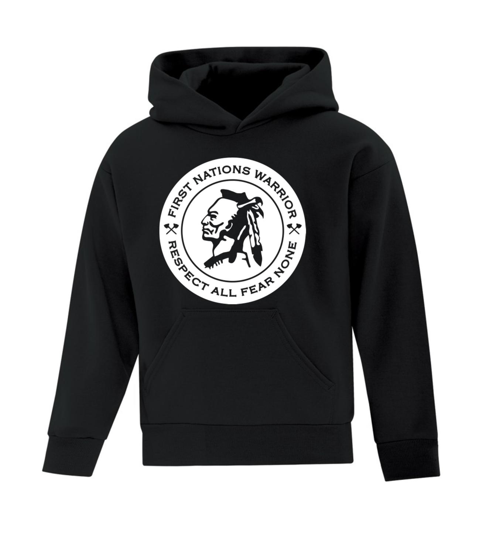 First Nations Warrior  RAFN Youth Hoodie