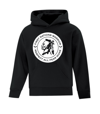 First Nations Warrior  RAFN Youth Hoodie