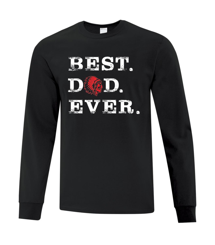Best Dad Ever - long-sleeve tee