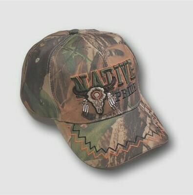 Native Pride buffalo hat - Camo