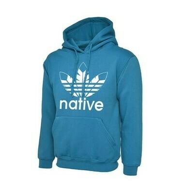 Native Style 2020 - true sapphire hoodie