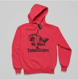Hope - No More Stolen Sisters - Hoodie red