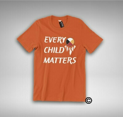Every Child Matters - Adult basic fit tee
