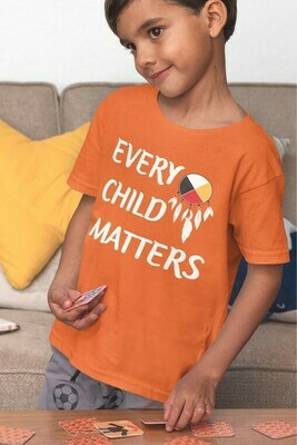 Every Child Matters - Youth tee
