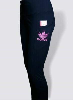 """Native Style 28"""" yoga pants - Everyday use"""