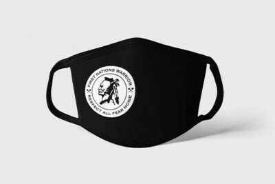 Respect All Fear None- Standard fit mask