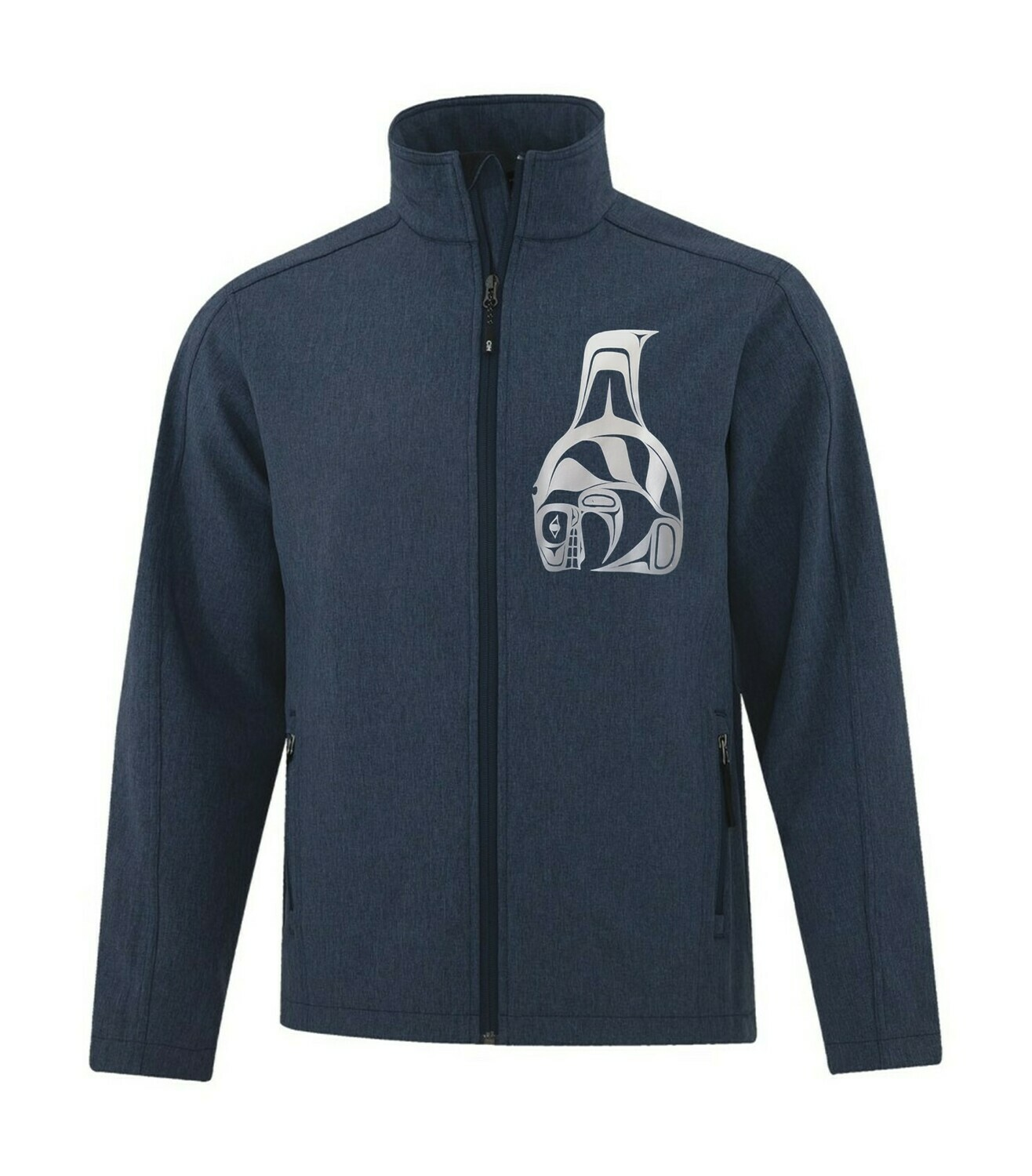 Killerwhale Softshell Jacket - Navy Heather