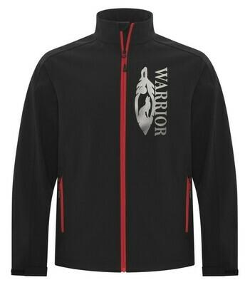 Wolf Feather Warrior - Softshell jacket