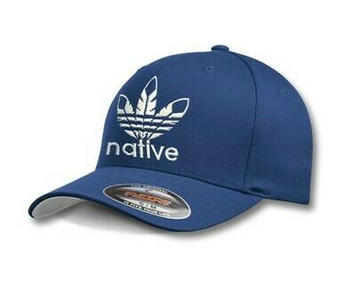 Native Style  Hat flex-fit royal blue