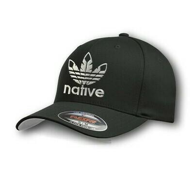 Native Style  Hat flex-fit black