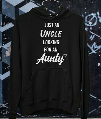 Just an Uncle - Hoodie