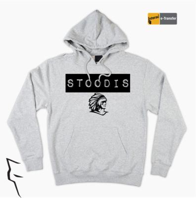 Stoodis - Hoodie grey