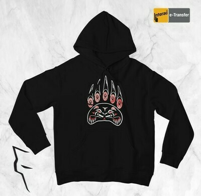 Stronger Together - Bear paw hoodie