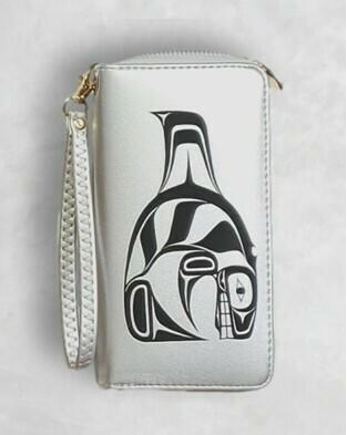 Killerwhale- Clutch Wallet