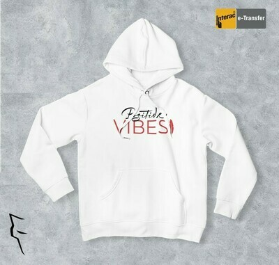 Positive Vibes - Hoodie