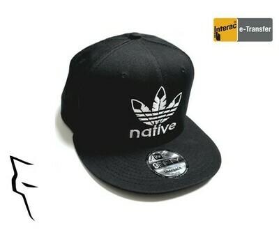 Native Style Hat -New Era Snapback