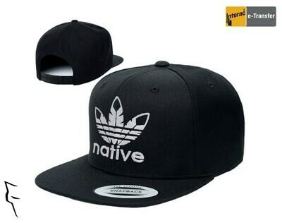 Native Style Hat -Classic Snapback
