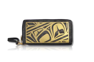Eagle- Clutch Wallet