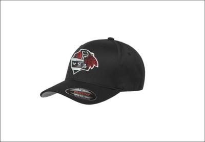 Hustle n Heart Flex-fit Hat