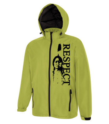 Sittingbull Respect - All Season  Jacket citron