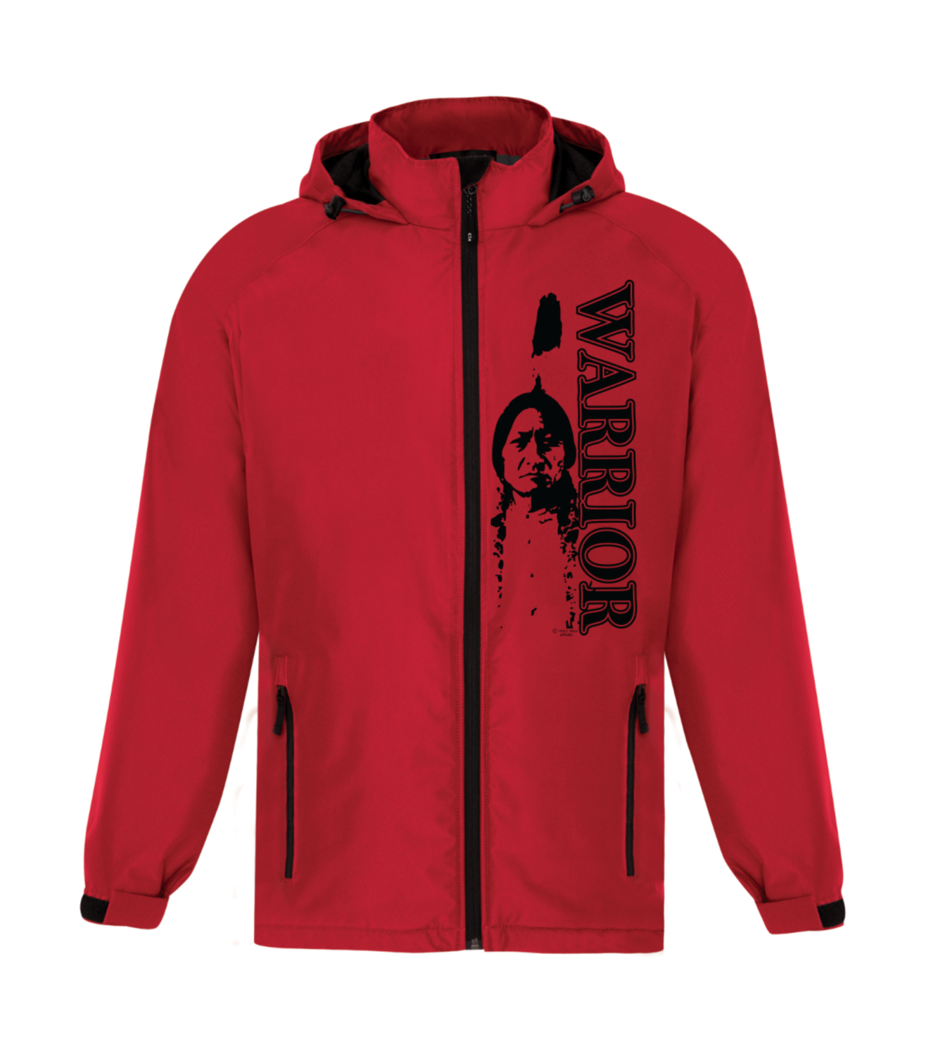 Sittingbull Warrior - All Season Rain Jacket
