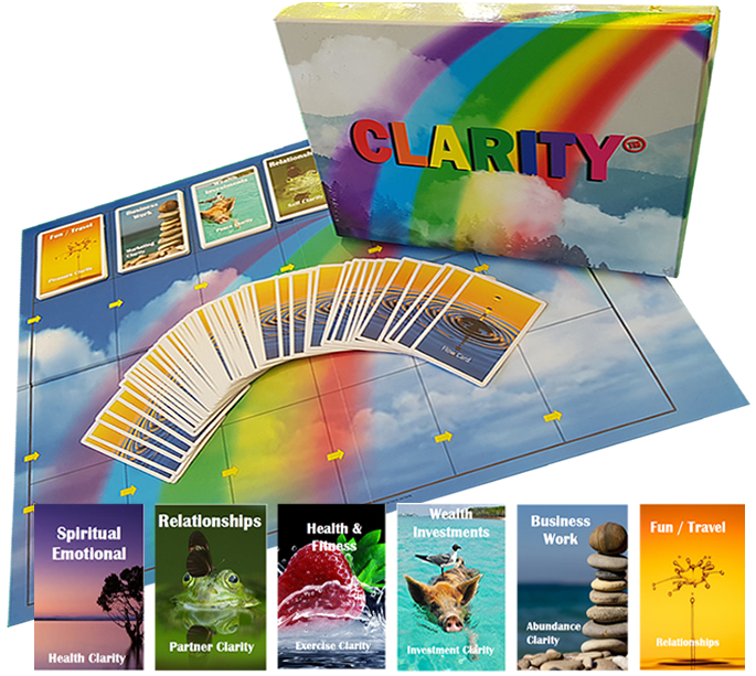 Clarity Card / Board Set Includes Postage & Handling