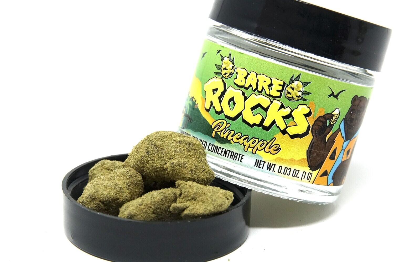 Bare Rocks - Pineapple 3.5g