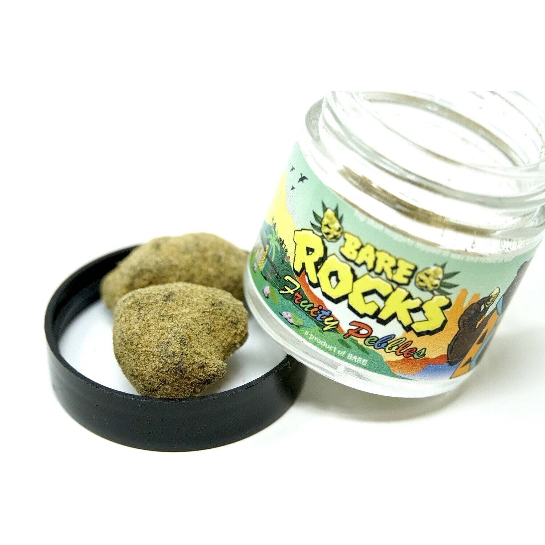 Bare Rocks - Fruit Pebbles 3.5g